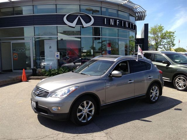 2010 Infiniti EX35 LUXURY in Mississauga, Ontario