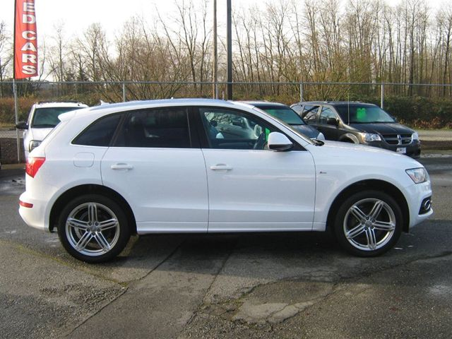2010 audi q5 3 2 premium s line vancouver british columbia used car for sale. Black Bedroom Furniture Sets. Home Design Ideas