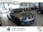 2008 BMW 328 SUN ROOF! CERTIFIED SERIES! in Dorval, Quebec