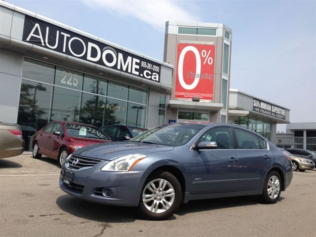 Nissan Altima Hybrid 2010 Canada 2010 Nissan Altima For Sale in