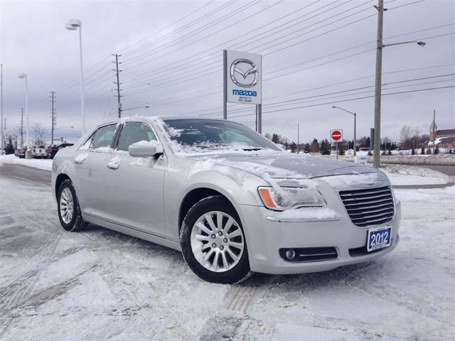2012 chrysler 300 touring barrie ontario used car for sale. Cars Review. Best American Auto & Cars Review