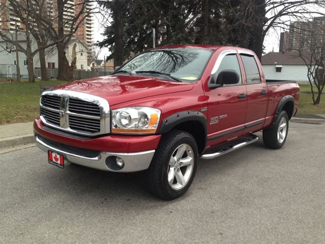 2006 dodge ram 1500 slt sold toronto ontario used car for sale. Black Bedroom Furniture Sets. Home Design Ideas