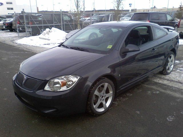 2008 Pontiac G5 GT Coupe - Calgary, Alberta Used Car For Sale
