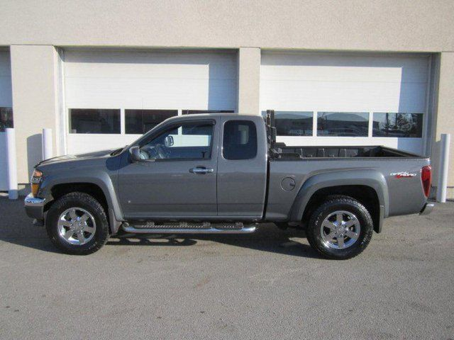 2009 gmc canyon z85 sle 4x4 extended cab saint john new brunswick used car for sale. Black Bedroom Furniture Sets. Home Design Ideas