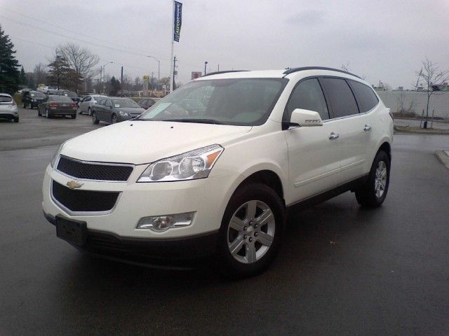 2011 chevrolet traverse 1lt london ontario used car for. Black Bedroom Furniture Sets. Home Design Ideas