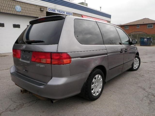 2000 honda odyssey lx toronto ontario used car for sale. Black Bedroom Furniture Sets. Home Design Ideas