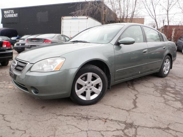 2004 Nissan Altima 2.5 S in Mississauga, Ontario
