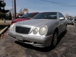 2001 Mercedes-Benz E-Class 4.3L in Scarborough, Ontario