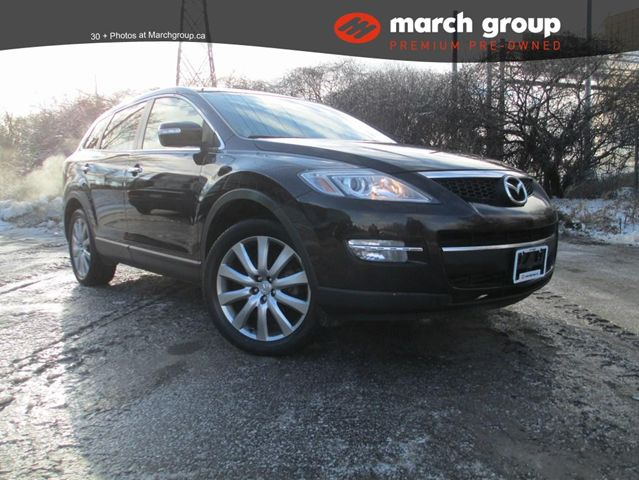 2007 mazda cx 9 gt awd leather moonroof ottawa ontario used car for sale. Black Bedroom Furniture Sets. Home Design Ideas