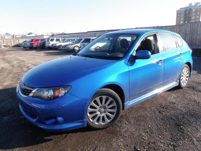 2008 SUBARU IMPREZA 2.5i Sport in London, Ontario