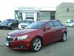 2012 Chevrolet Cruze LTZ, LEATHER, NAVIGATION in Richmond Hill, Ontario