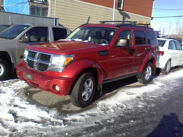 2008 Dodge Nitro