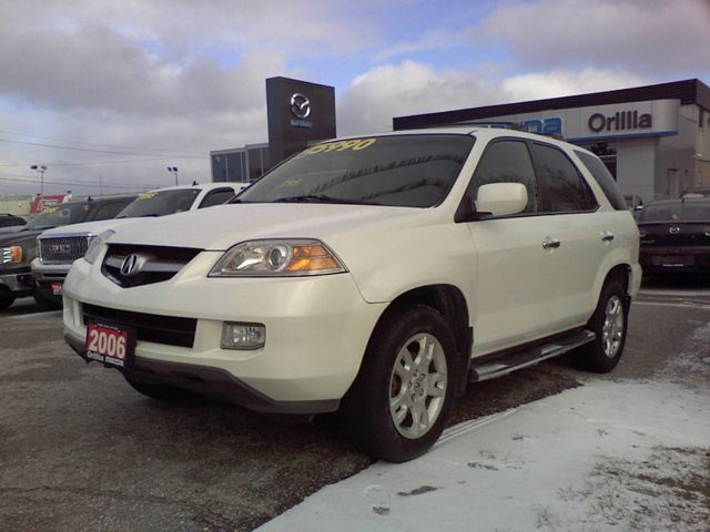 new and used acura mdx cars for sale in ontario. Black Bedroom Furniture Sets. Home Design Ideas