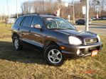2004 Hyundai Santa Fe