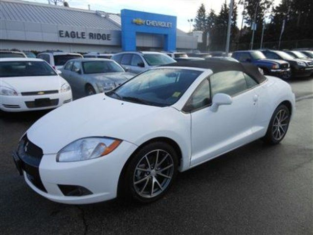 2012 mitsubishi eclipse gs coquitlam british columbia. Black Bedroom Furniture Sets. Home Design Ideas