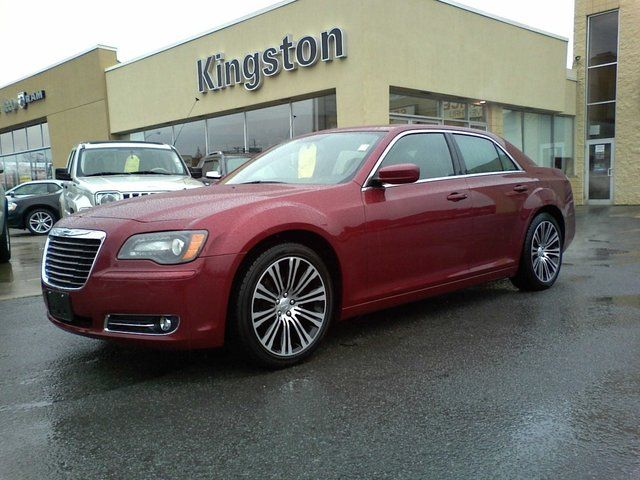 2012 chrysler 300 s sedan kingston ontario used car for sale. Cars Review. Best American Auto & Cars Review