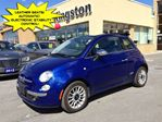 2012 Fiat 500 500C Lounge Convertible in Kingston, Ontario