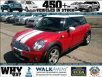 2007 MINI Cooper $12995+TAX/LIC ALL CREDIT OK* OR AT 4.79% BW/ in London, Ontario