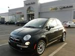 2012 Fiat 500 convertible Lounge, w/ LEATHER, SAT, ABS in Thornhill, Ontario