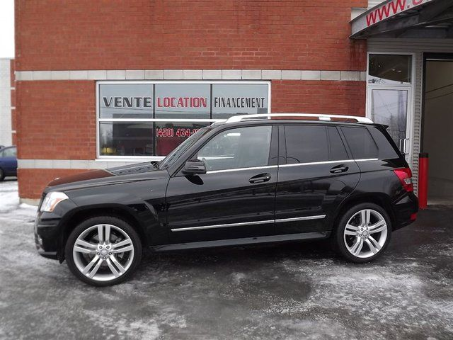 2012 mercedes benz glk class glk350 4matic vendu merci