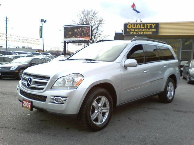 2007 mercedes benz gl class gl320 cdi scarborough for 2007 mercedes benz gl class for sale