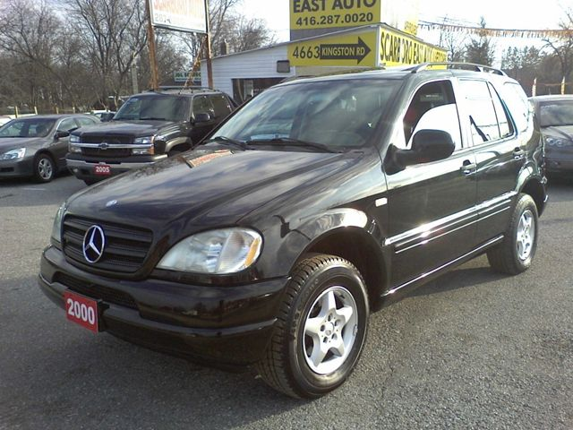 2000 mercedes benz m class ml320 u v awd leather for 2000 mercedes benz m class
