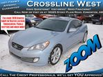 2010 Hyundai Genesis 3.8 w/Navigation / Heated Leather / Touch Screen / in Edmonton, Alberta