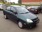 2003 Suzuki Aerio *GL* 5 SPEED . AC . POWER WINDOWS . CERTIFIED in Kitchener, Ontario