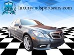 2011 Mercedes-Benz E-Class E550 $327/B.W 4MATIC AMG SPORT PACKAGE BACK UP CAM in Woodbridge, Ontario