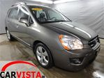 2009 Kia Rondo EX-L V6 - LEATHER - SUNROOF - in Winnipeg, Manitoba
