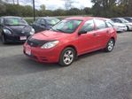 2004 Toyota Matrix Sport Wagon in Ottawa, Ontario
