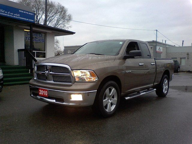 2010 Dodge RAM 1500 SLT Pickup 6 1/3 ft in Mississauga, Ontario