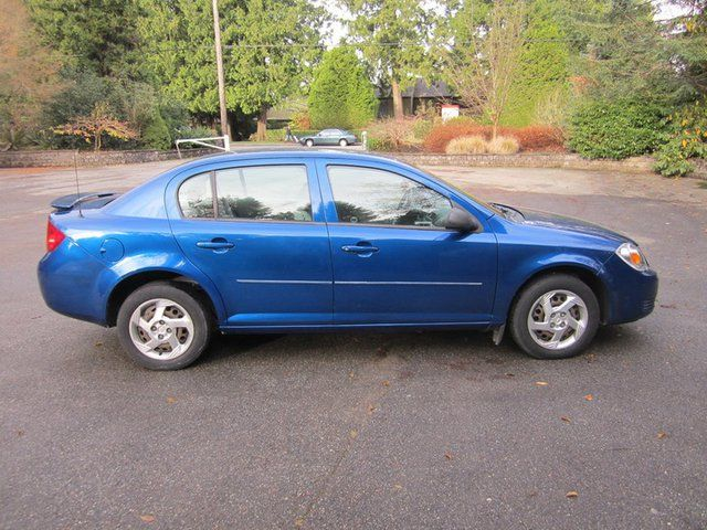 2005 Pontiac Pursuit Base Langley British Columbia Used Car For Sale