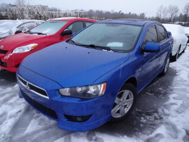 2009 mitsubishi lancer es sport gatineau quebec used. Black Bedroom Furniture Sets. Home Design Ideas