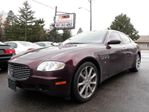 2005 Maserati Quattroporte W/NAVIGATION in Scarborough, Ontario