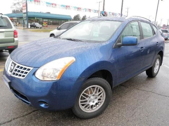2008 nissan rogue s brantford ontario used car for sale. Black Bedroom Furniture Sets. Home Design Ideas