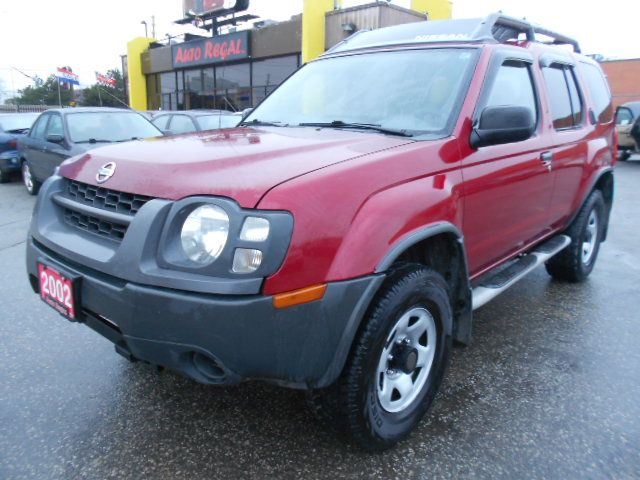 2002 nissan xterra xe auto 4x4 super clean north york. Black Bedroom Furniture Sets. Home Design Ideas