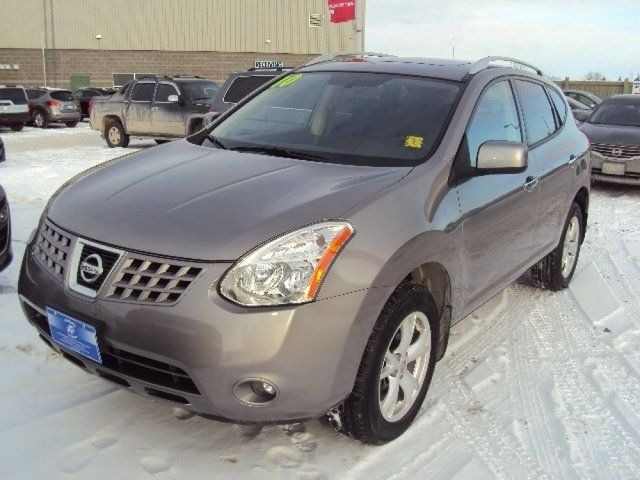 2010 nissan rogue sl awd gas mileage. Black Bedroom Furniture Sets. Home Design Ideas