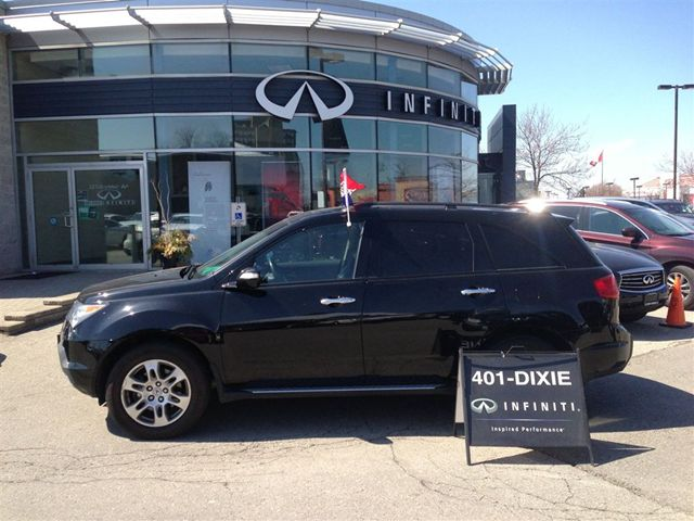 2009 Acura MDX Sport Utility , Navi and lots more ...... in Mississauga, Ontario