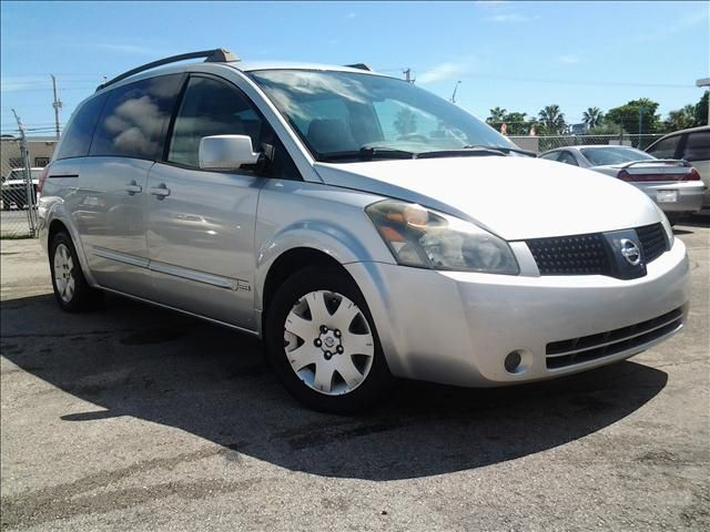 2006 nissan quest 3 5 sl special edition tv dvd toronto ontario used car for sale. Black Bedroom Furniture Sets. Home Design Ideas