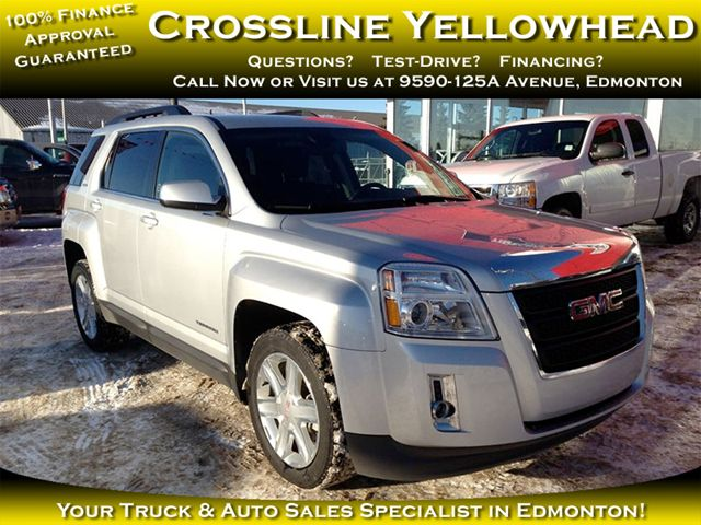 2011 GMC Terrain