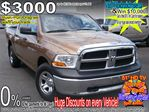 2011 Dodge RAM 1500 Crew Cab 4X4 ST in Langley, British Columbia