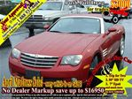 2005 Chrysler Crossfire Coupe in Langley, British Columbia