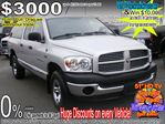 2007 Dodge RAM 1500 Quad Cab 4X4  Short Box in Langley, British Columbia
