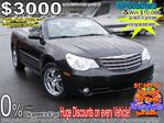 2008 Chrysler Sebring Convertible  TOURING in Langley, British Columbia