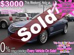 2005 Chrysler Crossfire Coupe   *SOLD* in Langley, British Columbia