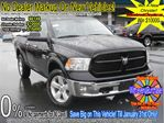 2013 Dodge RAM 1500 Quad Cab 4X4 OUTDOORSMAN SLT in Langley, British Columbia