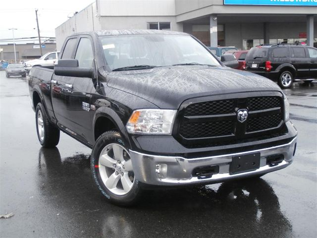 2013 dodge ram 1500 quad cab 4x4 outdoorsman slt in langley british. Cars Review. Best American Auto & Cars Review