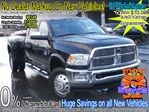 2012 Dodge RAM 3500 Crew Cab 4X4 LARAMIE LONGHORN Long Box Dually in Langley, British Columbia
