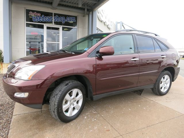 2008 Lexus RX 350